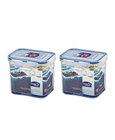 Easy Essentials 3.6-Cup Food Storage Container, Set of 2