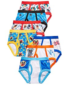 Toddler Boys 7-Pk. Puppy Dog Pals Cotton Briefs