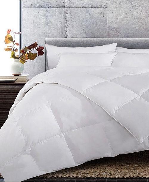 UNIKOME White Down Year Round Comforter, Size- Twin