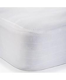 Organic Cotton Crib Mattress Protector