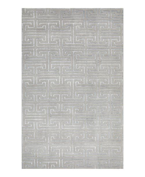 Timeless Rug Designs Palla S1105 Mist Rug Collection