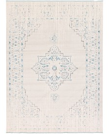 Norston Nor2 Ivory Area Rug Collection