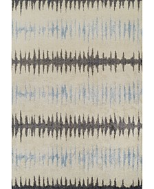D Style Alanna Ala8 Pewter Area Rug Collection