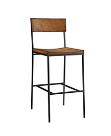 "Easley 30"" Bar Stool, Quick Ship"