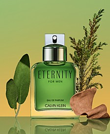 Eternity for Men Eau de Parfum Collection Page