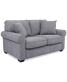 "Ladlow 65"" Fabric Loveseat"