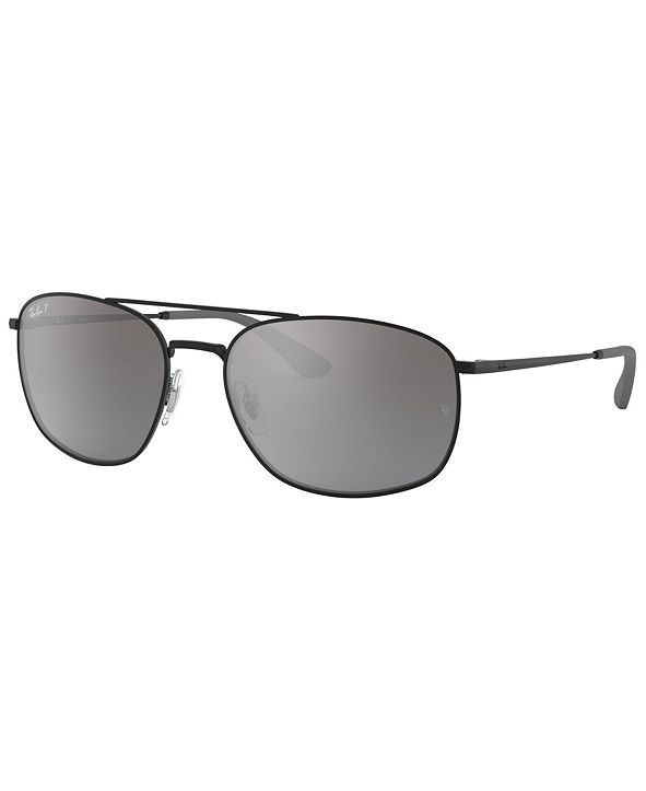 Ray-Ban Polarized Sunglasses, RB3654 60