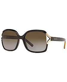Women's Polarized Sunglasses, HU2002