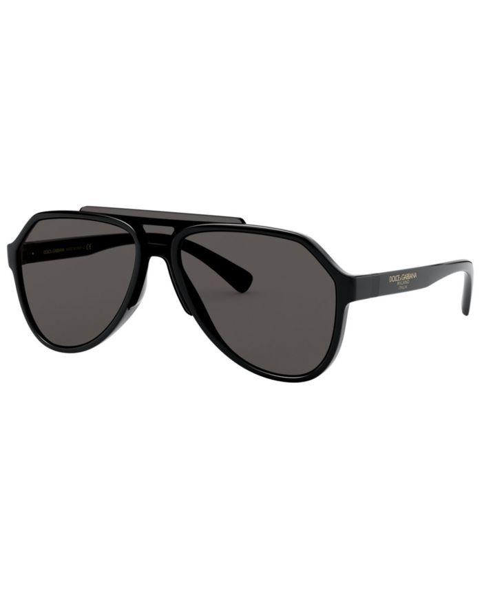 Dolce & Gabbana Men's Sunglasses, DG6128 & Reviews - Sunglasses by Sunglass Hut - Men - Macy's