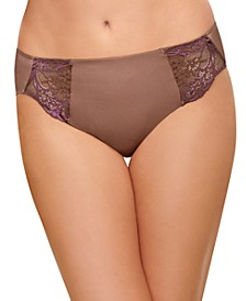 Lace Impression Sheer Lace Brief Underwear 841257