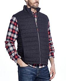 Men's Quilted Sweater Vest