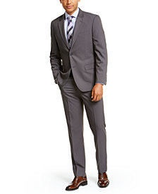Nautica Solid Modern-Fit Suit