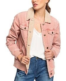 Roxy Juniors' Desert Sands Jacket