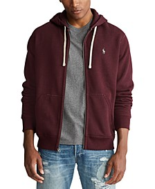 Men's Big & Tall Cotton-Blend-Fleece Hoodie