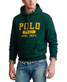 Men's Vintage Fleece Hooded Sweatshirt