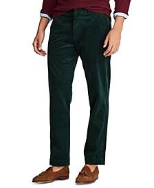 Men's Stretch Classic Fit Corduroy Pants