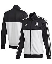 Men's Juventus Club Team Three Stripe Track Jacket