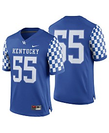 Nike Men's Kentucky Wildcats Football Replica Game Jersey