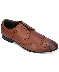 Men's Zeke Wingtip Oxfords