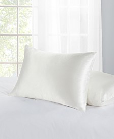 Standard/Queen 2-Pc. Satin Pillow Protector Set, Created for Macy's