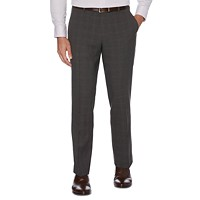 Perry Ellis Portfolio Men's Modern Fit Heathered Performance Dress Pants