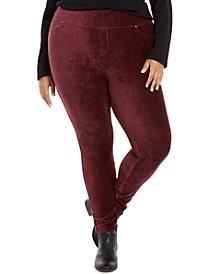 Plus Size Corduroy Leggings, Created For Macy's