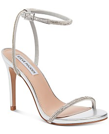 Steve Madden Women's Festive Evening Sandals