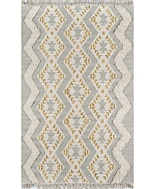 Novogratz Indio Ind-1 Gray Area Rug Collection