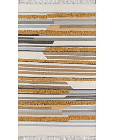Novogratz Indio Ind-6 Mustard Area Rug Collection