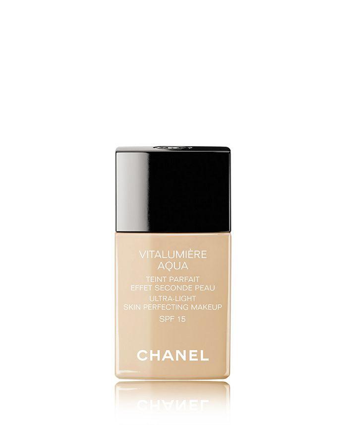 CHANEL - Ultra-Light Skin Perfecting Sunscreen Makeup SPF 15