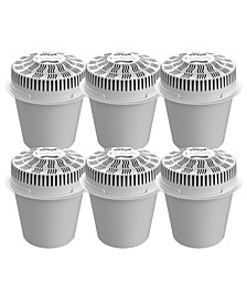 Vitality Replacement Filter Cartridge 6-Pack