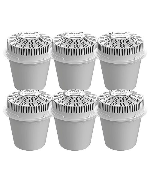 Little Luxury Vitality Replacement Filter Cartridge 6-Pack