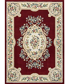 Juliette Jul01 Red Area Rug Collection