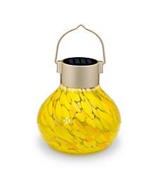 Solar Glass Tea Lantern