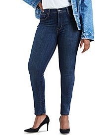 Women's 721 High-Rise Skinny Jeans in Short Length