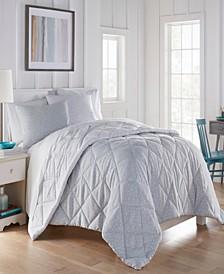 Freya Full/Queen Comforter Set
