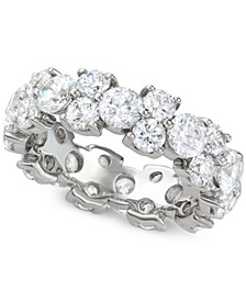 Diamond Garland Band (5 ct. t.w.) in 14k White Gold