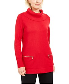 Cowl Neck Sweater, Created For Macy's