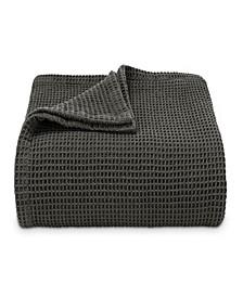 Waffleweave Twin Blanket