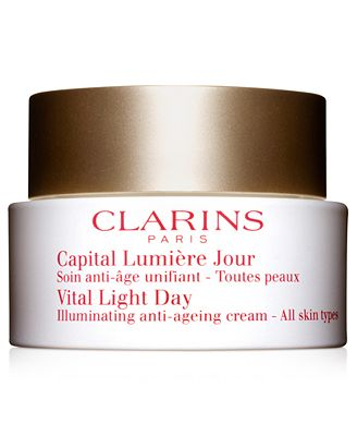 Clarins Vital Light Day Cream - All Skin Types