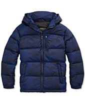 shopping elegant in style how to purchase Polo Ralph Lauren Kids Coats & Jackets for Boys & Girls - Macy's