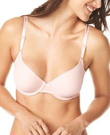 Warner's Women's No Side Effects® Underwire Contour Bra RA3471A