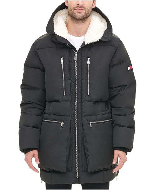 Hooded Parka Sale