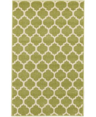 Arbor Arb1 Light Green 8' x 11' Area Rug