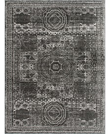 Mobley Mob2 Dark Gray Area Rug Collection