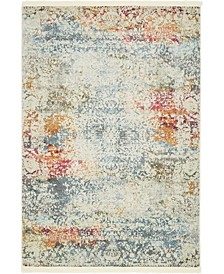 Kenna Ken3 Ivory Area Rug Collection
