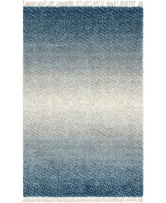 Lochcort Shag Loc5 Blue 2' 7