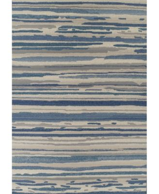Weekend Wkd5 Indigo 2' x 3' Area Rug