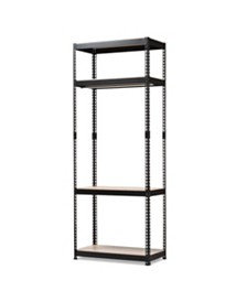 Gavin 4-Shelf Closet Rack, Quick Ship