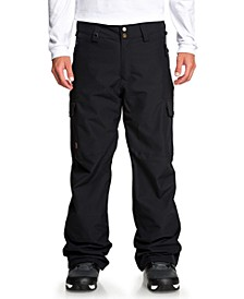 Mens Porter Shell Snow Pant